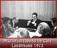 Mikrogästeabend im Kaffee Landtmann