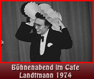 Bühnengästeabend im Kaffee Landtmann
