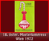 18. Österr.  Magierkongress 1972